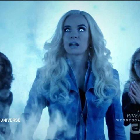 صحوة نسوية في عالم الكوميكس التلفزيونيّ: The Flash S04E05