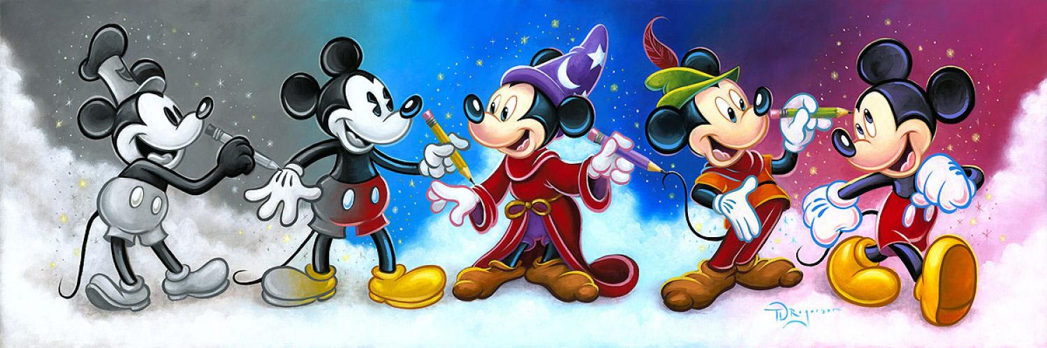 ميكي ملك الفئران: شيطان أم طفل بريء؟