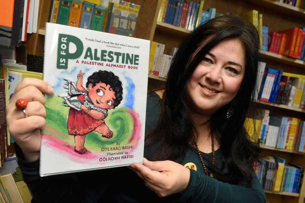 P is for Palestine- كتاب جديد لتعليم الأبجدية يثير الضجة في نيويورك!