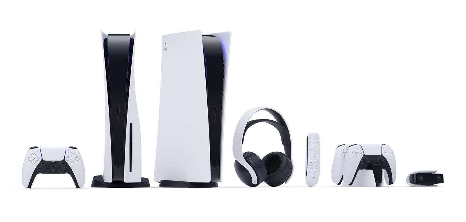 وحدة تحكم جديدة من سوني: بلايستيشن 5 PlayStation