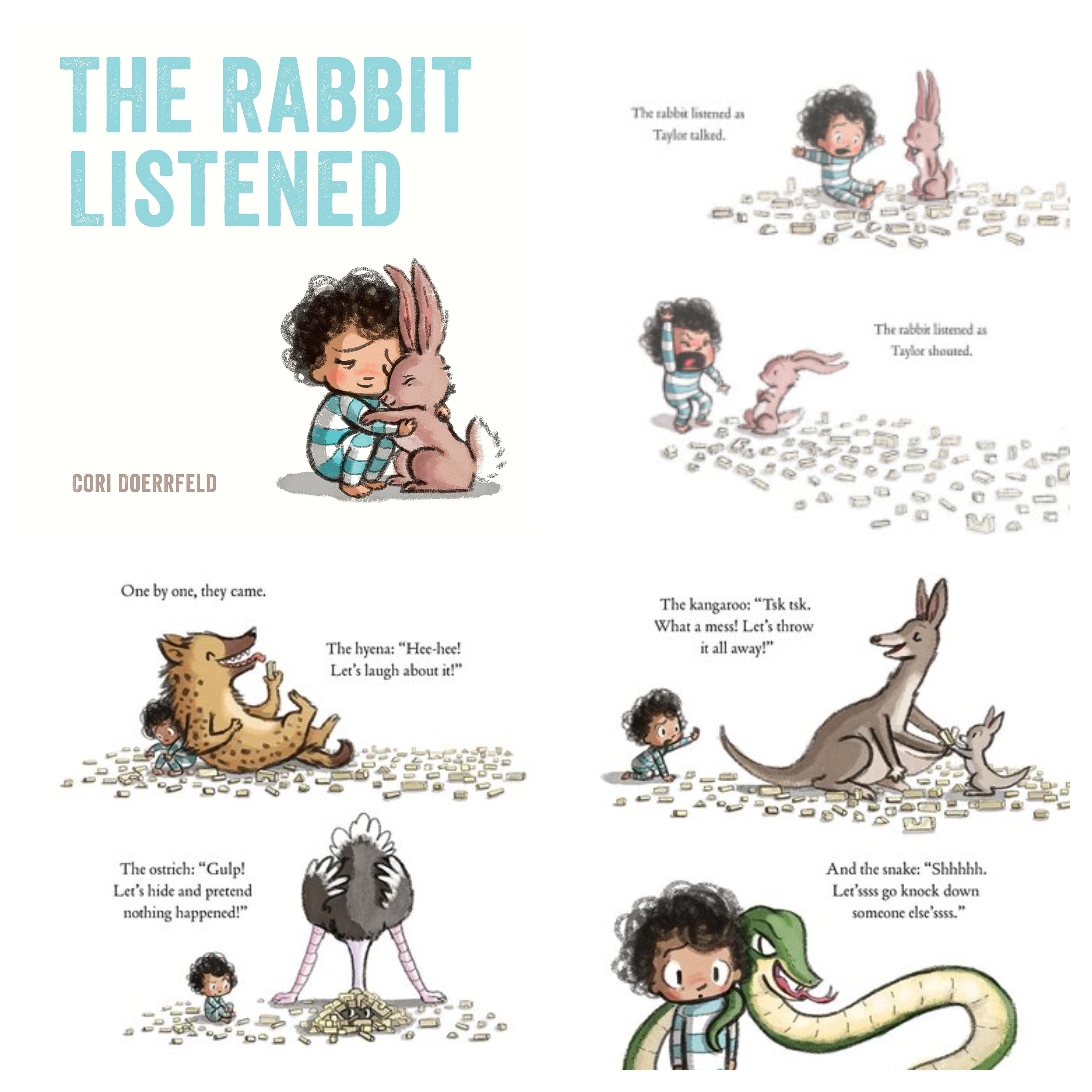 توصية # 88 - الأرنب يصغي