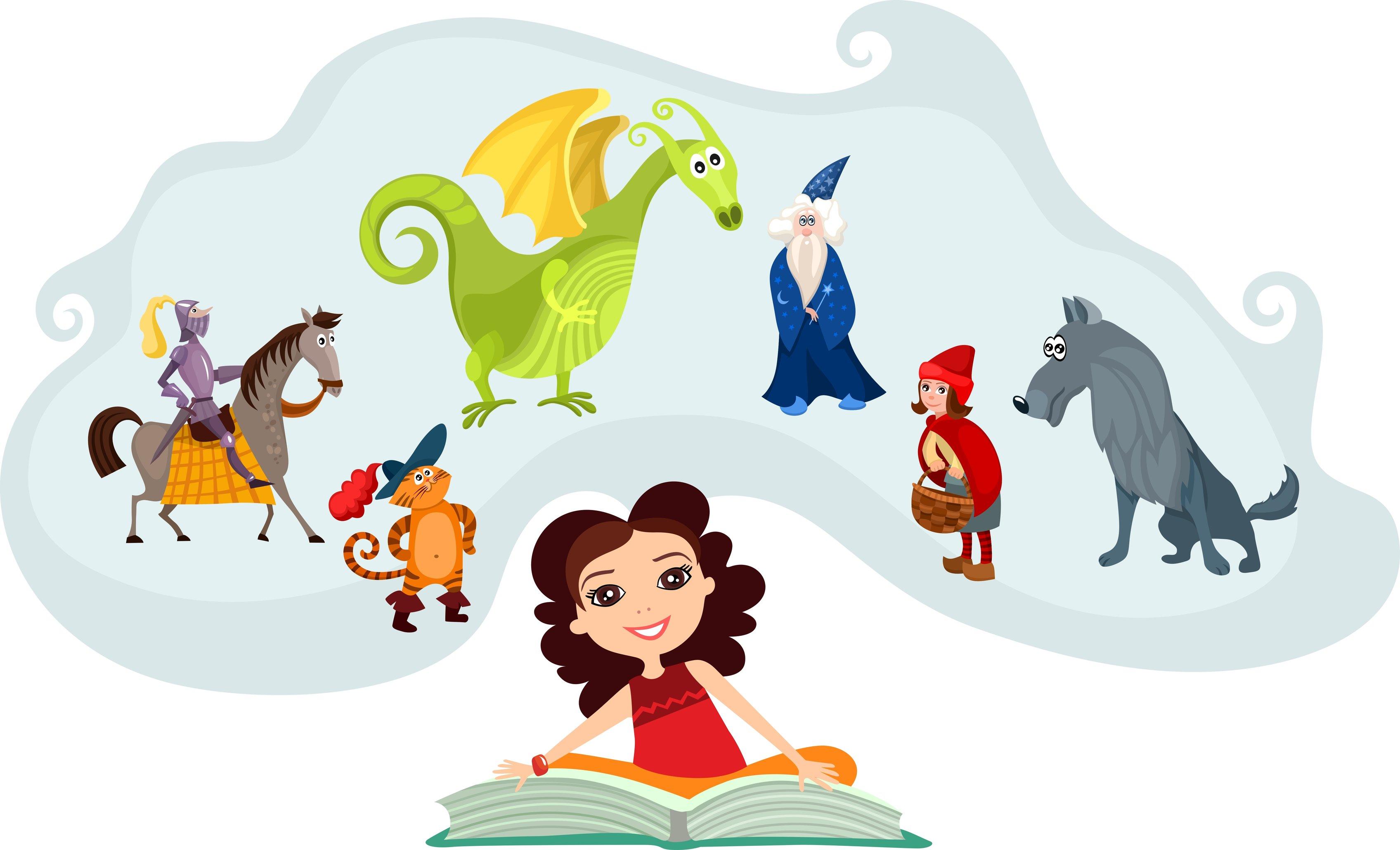 هل ما تزال الحكايات الخرافيّة مُجدية للأطفال؟