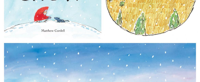 توصية # 73 - ذئب في الثلج