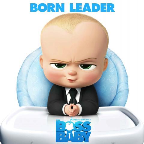 بوس بيبي – سيد الموقف، المولود الجديد