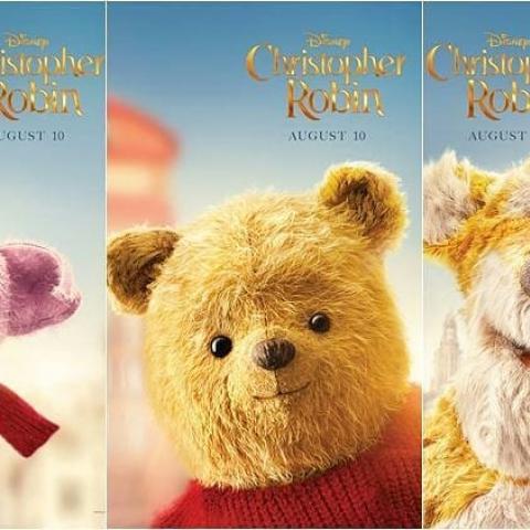 عودة ويني الدبدوب في فيلم كريستوفر روبين