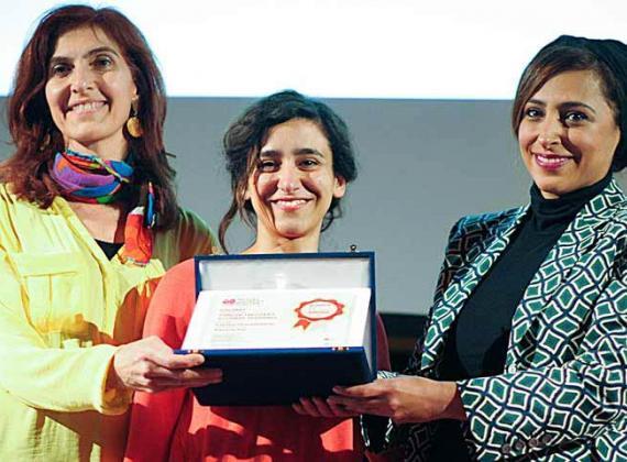 """معرض بولونيا الدولي الـ 53: جائزة الأفق الجديد لدار """"كلمات"""" العربيّة"""
