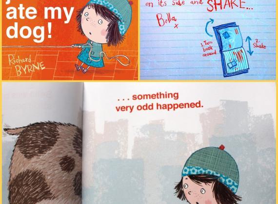 توصية # 28 – هذا الكتاب أكل كلبي!