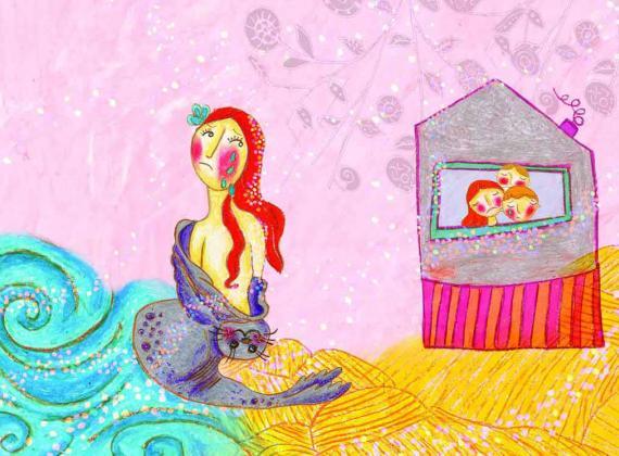 استعادة الحياة المسروقة في أدب الأطفال: الأم مثالاً