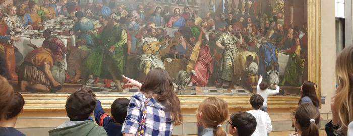توت عنخ أمون يُركّب البازل في المتحف!